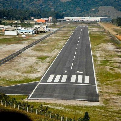 Hangar a Venda Condomínio Aeronáutico Costa Esmeralda Porto Belo