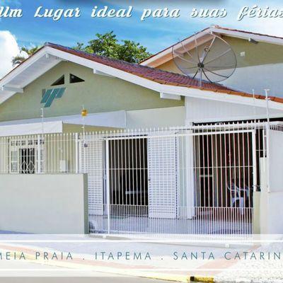 Casa para excursão em Meia Praia Itapema