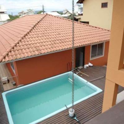 Casa Com Piscina À Venda Em Perequê - Porto Belo - SC