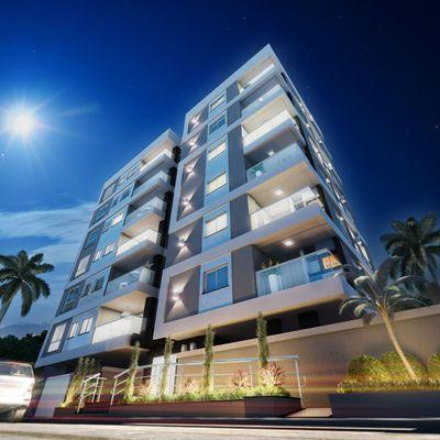 Apartamento para a venda na planta com 02 e 03 Suites no Pereque