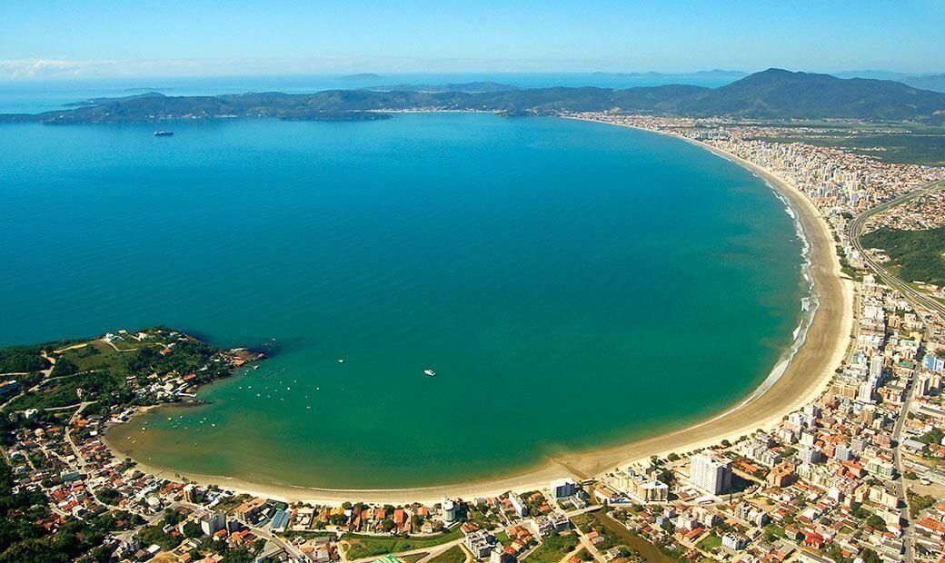Itapema comemora 58 anos como a cidade com o maior índice de  área Construída de Santa Catarina