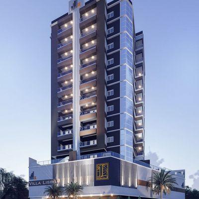 Apartamento na planta 02 e 03 Dormitórios Em Meia Praia Itapema