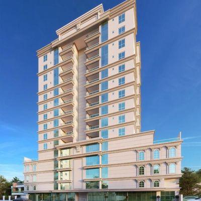 Apartamento para a venda em Construção na Meia Praia com 03 suítes