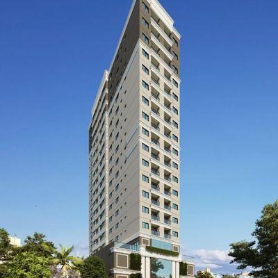 Apartamento na planta com 02 dormitórios para a venda em Itapema.