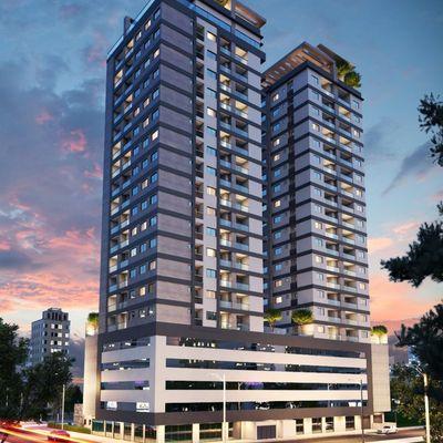 Apartamento na planta com 02 dormitórios Morretes Itapema
