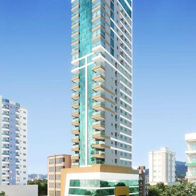 Apartamento na planta com 04 suítes para a venda em Meia Praia Itapema