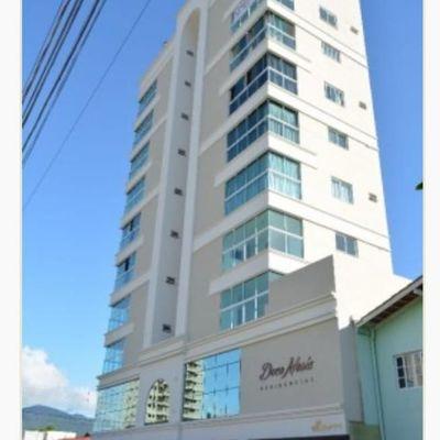 Apartamento para venda em Meia Praia com 02 Suítes
