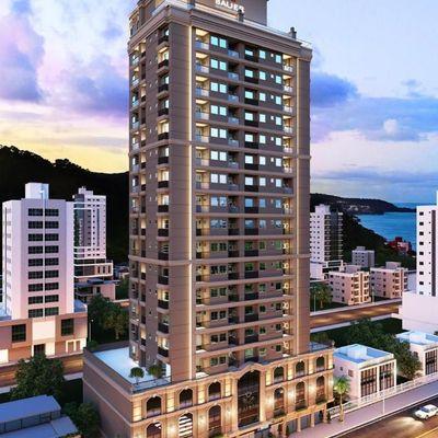 Lançamento no bairro Morretes com 02 dormitórios para a venda.