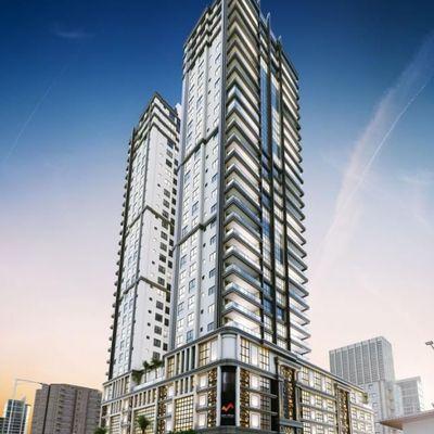 Apartamentos na planta de 04 suítes para a venda em Meia Praia no Wall Street Tower.
