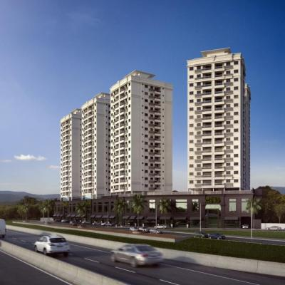 Apartamento para a venda de 02 dormitórios em Itapema.
