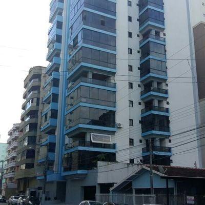 Aguas Ao Mar - Amplo Apartamento Com 04 Dormitórios.