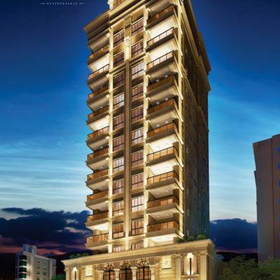 Tempio Maggiore - Apartamento em construção - 03 Suites Em Meia Praia Itapema SC