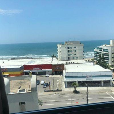 Leblon - Apartamento 03 dormitórios para locação de temporada em Meia Praia SC.