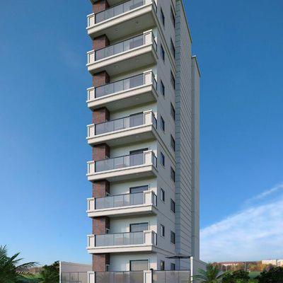 Apartamento na planta com 3 Dormitórios Na Meia Praia Itapema