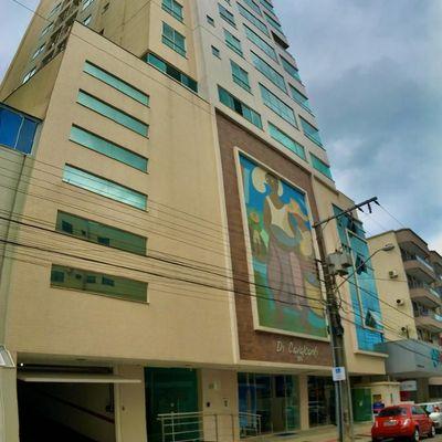 Di Cavalcanti - 03 Suítes à Venda Em Meia Praia, Itapema SC