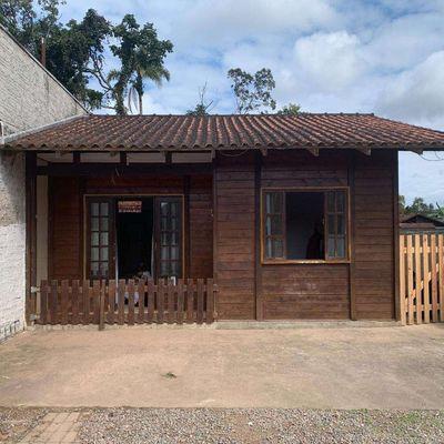 Casa no Baln. Itapoá - Itapoá/SC