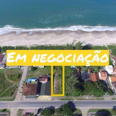 Terreno Itapoá - Barra do Saí