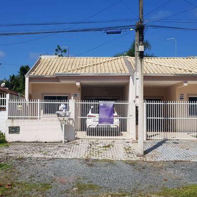 Casa em Itapoá - Cambiju