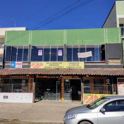 Prédio comercial em Itapoá - Pérola