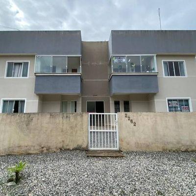 Apartamento no Baln. Jd. da Barra - Itapoá/SC