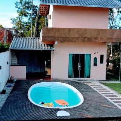 Sobrado com 4 dormitórios sendo uma suíte à venda, 140m² -  Itajuba - Barra Velha/SC