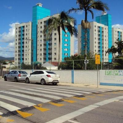 Residencial Bora Bora, Centro de Barra Velha SC, dois quartos ultimo andar com vista privilegiada