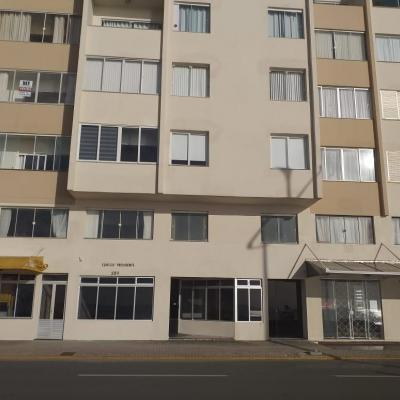 Apartamento 3 quartos pé na areia - Centro - Barra Velha - SC