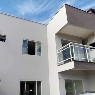 Apartamento com 2 dormitórios para alugar, 85 m² - São Cristóvão - Barra Velha/SC