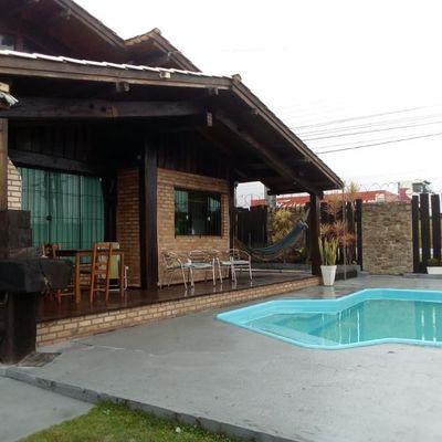 Sobrado com 3 dormitórios à venda, 212 m² por R$ 850.000,00 - Tabuleiro - Barra Velha/SC