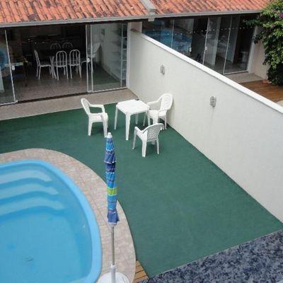 Sobrado com 3 dormitórios à venda, 146 m² por R$ 425.000,00 - Centro - Barra Velha/SC
