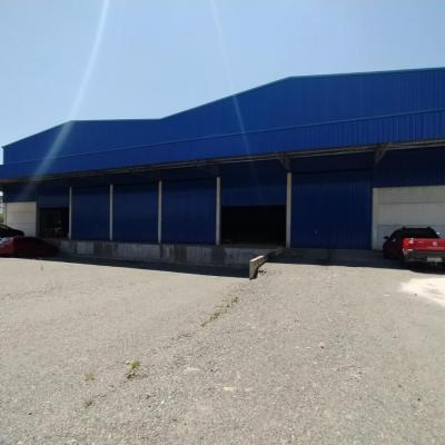 Galpão para alugar mensal, 1000 m² - Vila Nova - Barra Velha/SC