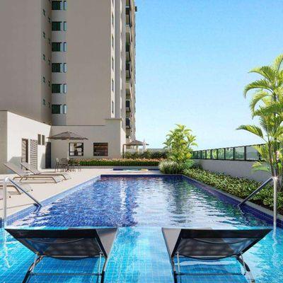 Comfort Club Skyline - Apartamento para venda com vista para o mar