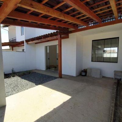 Sobrado com 3 dormitórios à venda, 116 m² - São Cristóvão - Barra Velha/SC