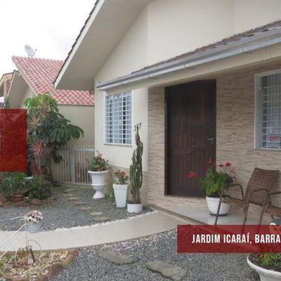 Casa com 3 dormitórios à venda, 130 m² por R$ 500.000,00 - Jardim Icaraí - Barra Velha/SC