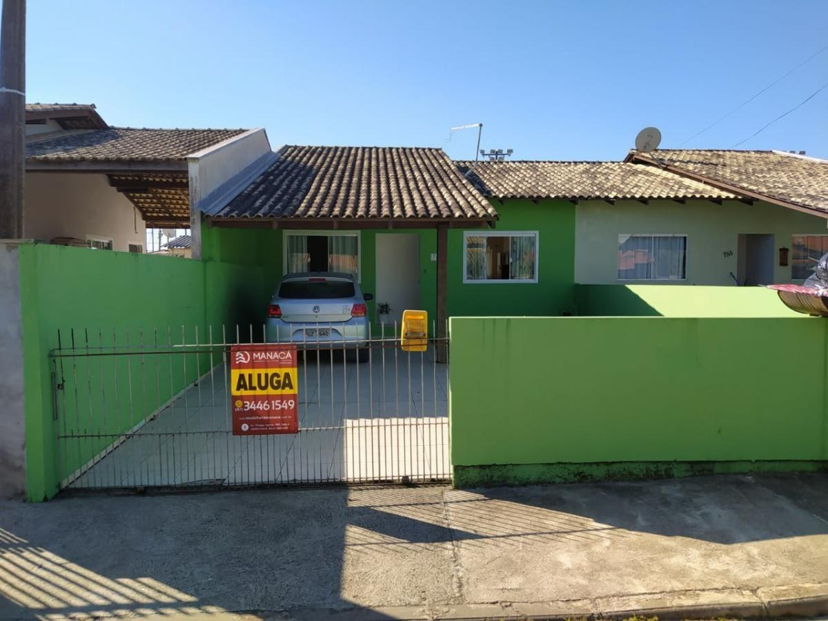 Casa para alugar mobiliada localizada no centro de Barra Velha - SC