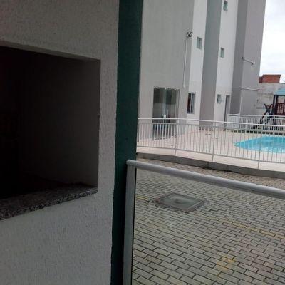 Apartamento com 2 dormitórios para Locação, 47 m² - Centro - Barra Velha/SC