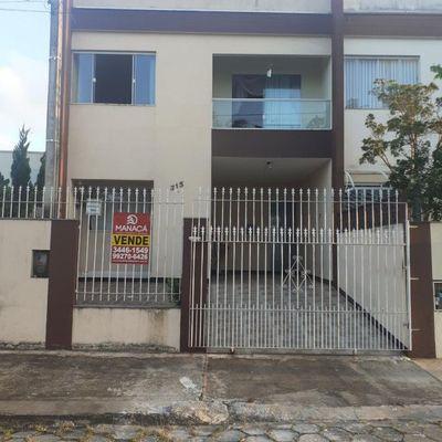 Sobrado com 3 dormitórios à venda, 95 m² por R$ 280.000,00 - Centro - Barra Velha/SC