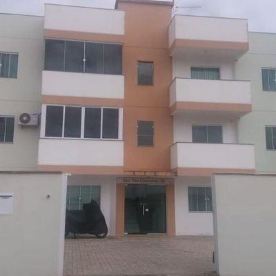 Apartamento com 3 dormitórios para alugar, 67 m² por R$ 1.000/mês - São Cristóvão - Barra Velha/SC