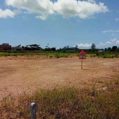 Terreno com 375m² para venda localizado no bairro Medeiros, Barra Velha - SC