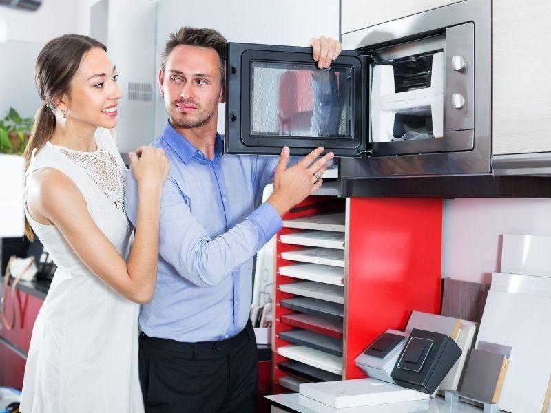 Diferenciais do forno de embutir para sua casa ou apartamento