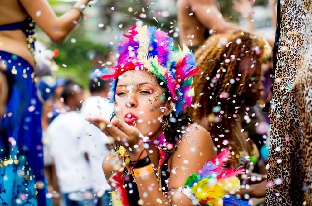 Como é passar o Carnaval em Santa Catarina?