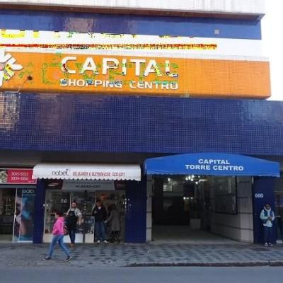 Maravilhosa Loja Shop Capital - Centro
