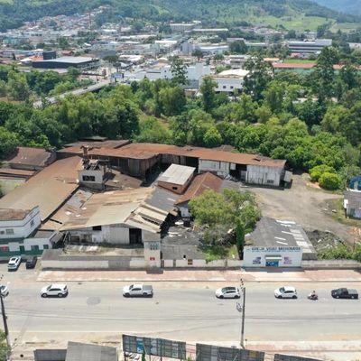 Galpão - Terreno Comercial - Investimento - Jardim América - Rio do Sul