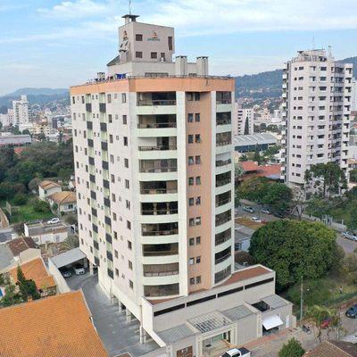 Apartamento - Aluguel - Semi Mobiliado - Resindecial San Juan - Jardim América - Rio do Sul