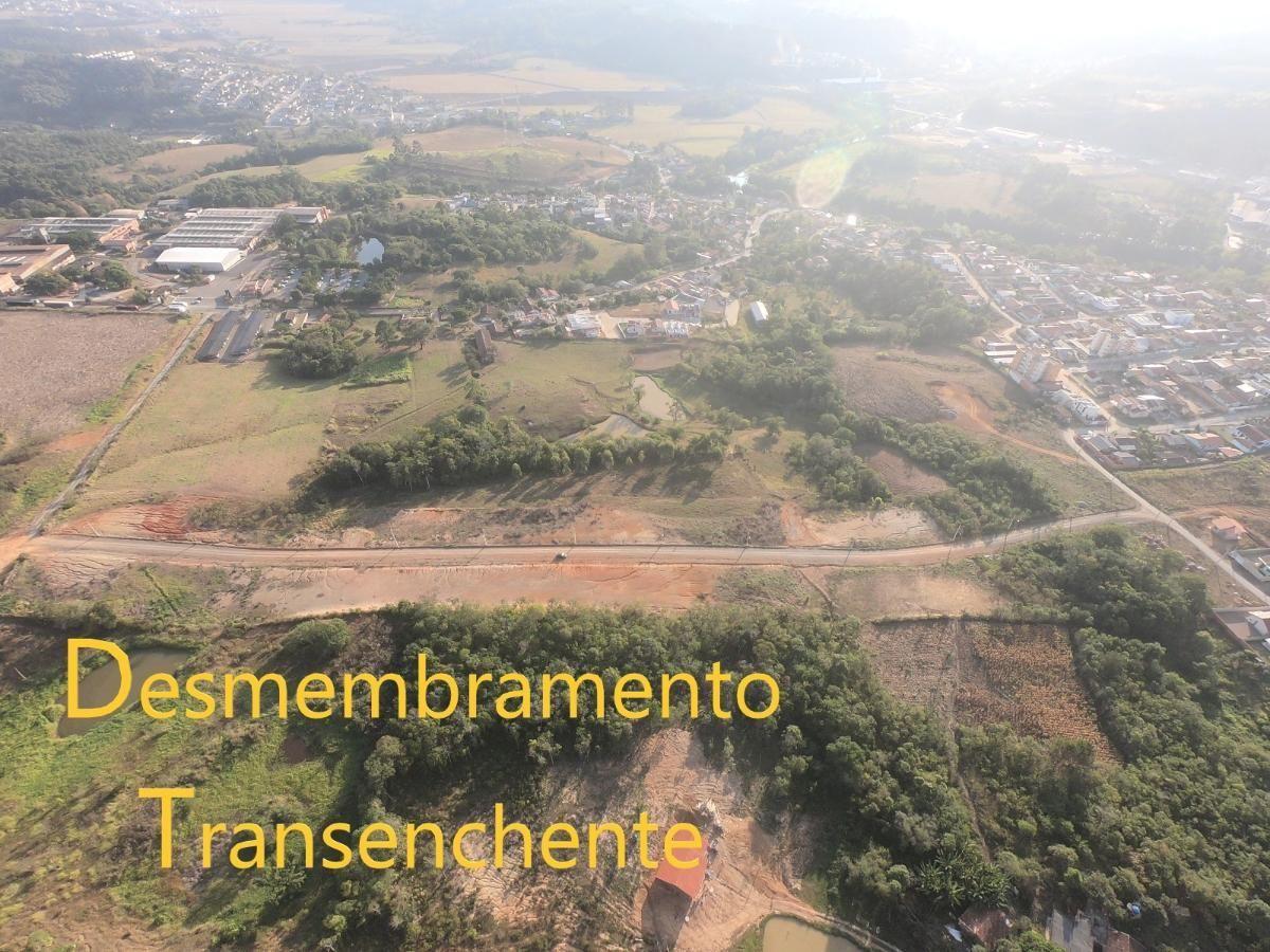 Terreno Urbano - Loteamento Montagna - Barragem - Rio do Sul