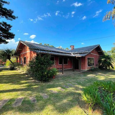 Casa Rústica de Alto Padrão - Piscina - Venda - Canoas - Rio do Sul