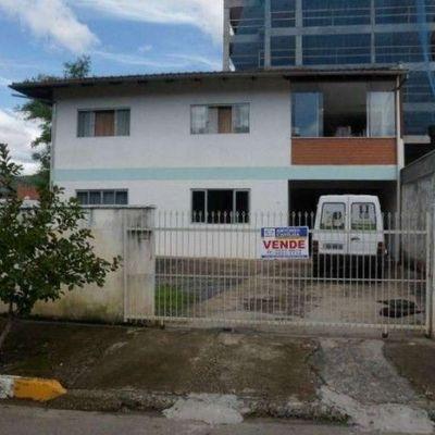 Casa de Alvenaria - Venda - Jardim América - Rio do Sul