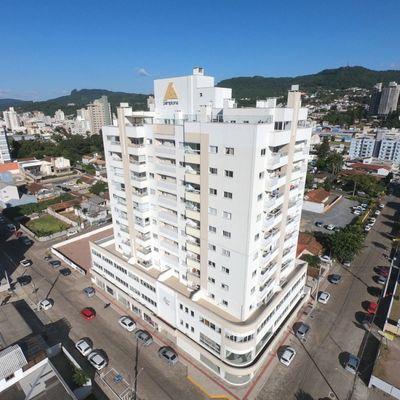 Apartamento - Aluguel - Mobiliado - Residencial Grace Maria - Jardim América - Rio do Sul