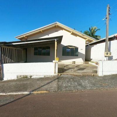 Casa de Alvenaria - Kitnet - Aluguel - Budag - Rio do Sul