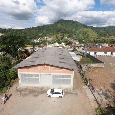 Galpão - Venda - Investimento - Taboão - Rio do Sul